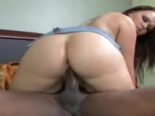 Girl with tight pussy slut load